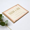 Geometry | Geometric Wedding Invitation