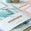 Wedding Invitation Sample Pack | Vivid