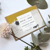 Modern Save the Date | Scandi Collection