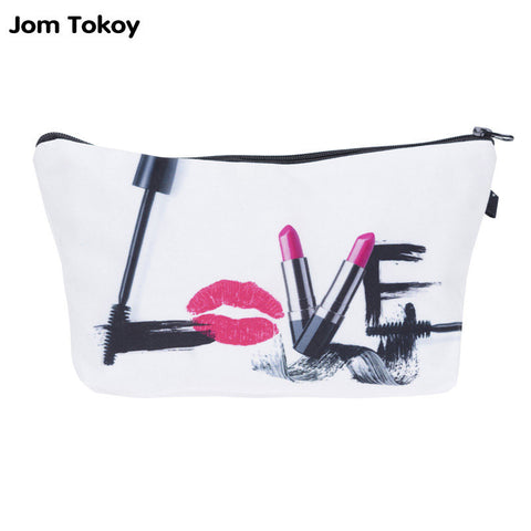 Jom Tokoy Fashion Cosmetic Bag