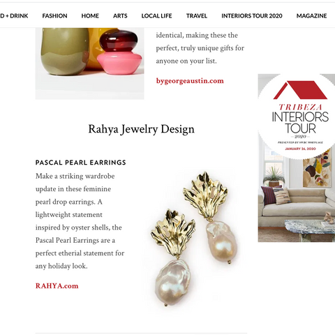 RAHYA JEWELRY DESIGN TRIBEZA AUSTIN CURATED
