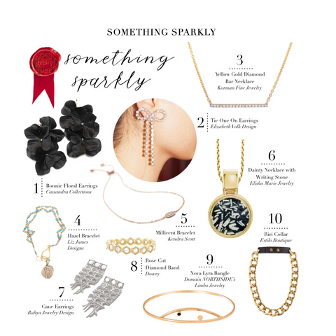 RAHYA JEWELRY DESIGN THE SCOUT GUIDE 2019 HOLIDAY GIFT GUIDE