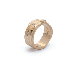 Fragment Ring in Gold