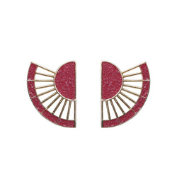 Icaria Statement Earrings No. 4