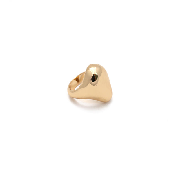 Tobias Cocktail Ring in Gold