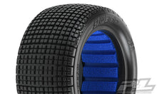 "Load image into Gallery viewer, 8270-02 SLIDE JOB 2.2"" M3 (SOFT) OFF-ROAD BUGGY REAR TIRES (WITH CLOSED CELL FOAM INSERTS)"