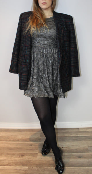 Zara Shimmery Dress