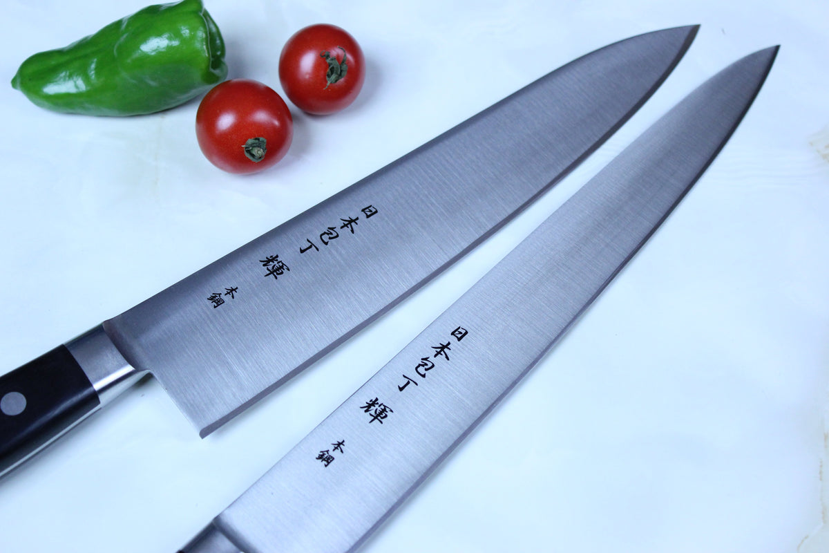 Carbon Steel Knives - JapaneseChefsKnife.Com