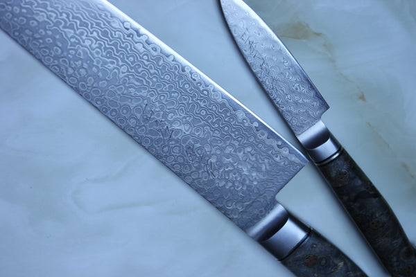 Damascus (Stainless Steel)