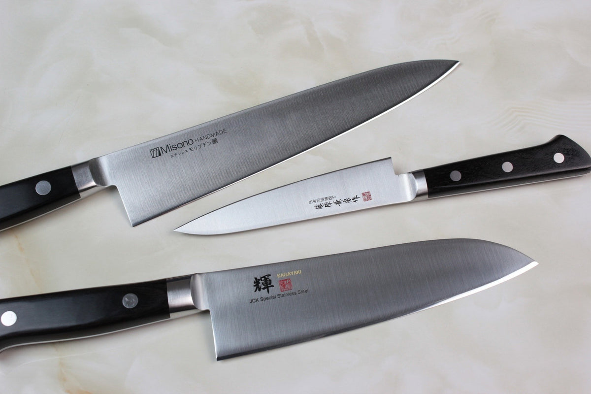 First Japanese Knives