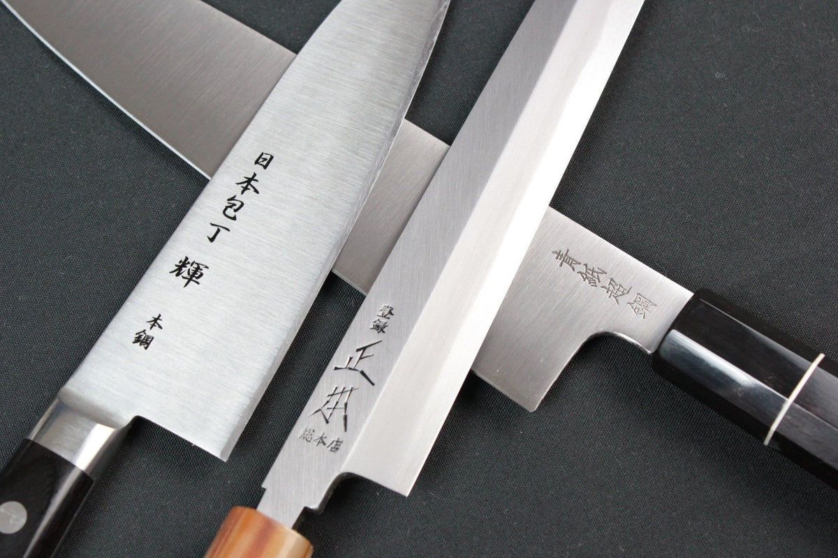Recommendations for Carbon Steel Lovers From JapaneseChefsKnife.Com