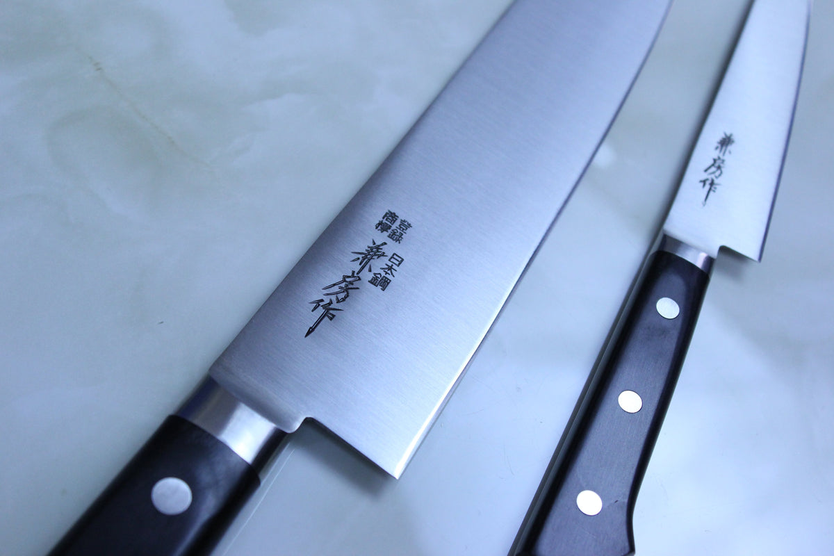 high carbon steel knives japanesechefsknife com we classify as high carbon steel with no chromium content such as sk 3 sk 4 sk 5 etc they are available at a reasonable price and recommended to an