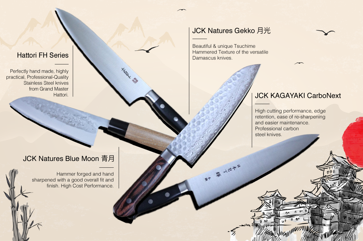 JCK's Best Selling Knives