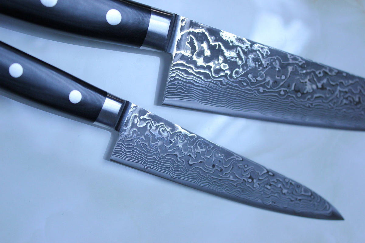 100 High End Kitchen Knives