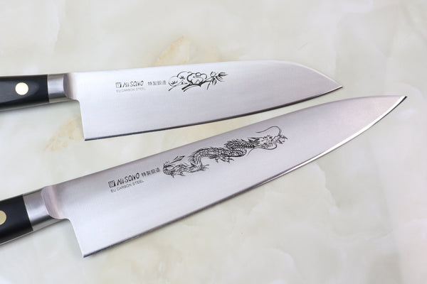 Misono Sweden Steel Series | Forged Carbon Steel