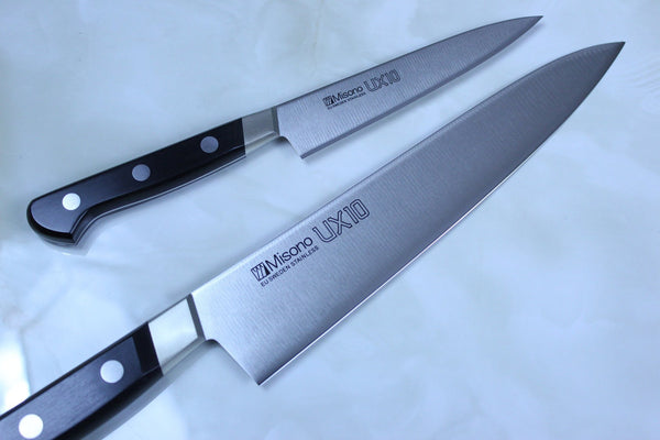 Misono UX10 Series | Pure Sweden Stainless Steel