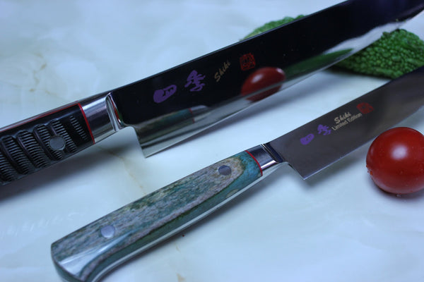 shiki handmade knife collections from japanesechefsknife