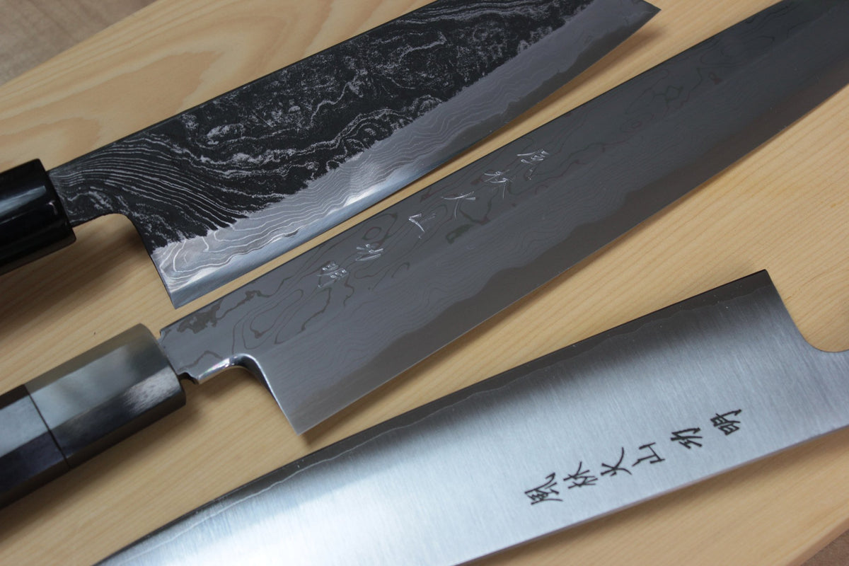 specials from japanesechefsknife com com online japanese knife store in 2003 since then we have had the chance to introduce and sell many different rare and special knives that were made by