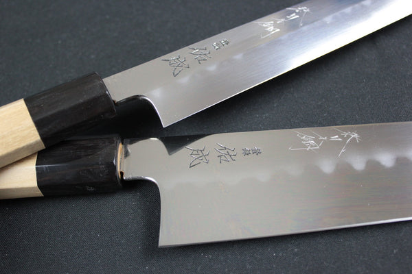 Sukenari Honyaki Series | White Steel No.1