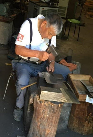 Hattori Making Process