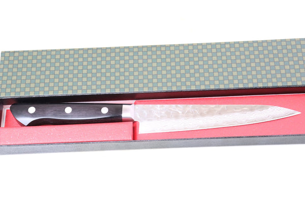 JCK Natures Gekko Kiwami Series GEK-1 Petty 135mm (5.3 inch) - JapaneseChefsKnife.Com