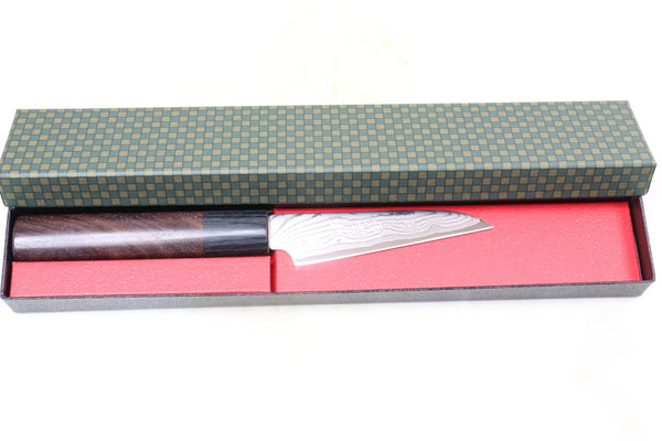 JCK Natures Raiun Series RD-1PAL Wa Paring 90mm (3.5 inch) - JapaneseChefsKnife.Com