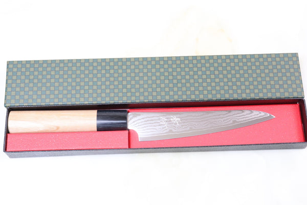 JCK Natures Sakura Series HS-1 Wa Petty 130mm (5.1 inch) - JapaneseChefsKnife.Com