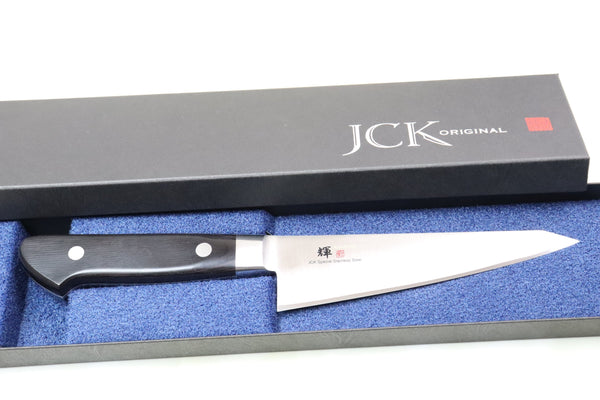 JCK Original Kagayaki Basic Series KG-4 Boning Knife | Honesuki 150mm (5.9inch) - JapaneseChefsKnife.Com