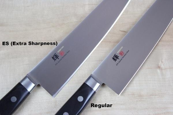 "JCK Special Set ""First Japanese Knife Set Type II"" JCK Original Kagayaki - JapaneseChefsKnife.Com"