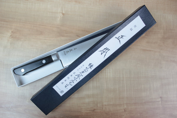 Masamoto Boning Knife | Honesuki ST-5614 Boning 145mm (5.7inch) / Right Handed Masamoto ST Series ST-5614 Boning 145mm (5.7 inch)