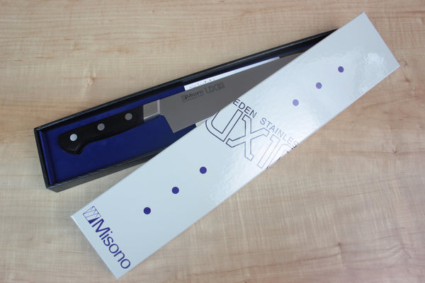 Misono UX10 Series No.743 American Style Boning Knife 110mm (4.3inch) - JapaneseChefsKnife.Com