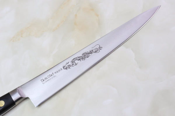 Misono Sweden Steel Series Sujihiki (240mm to 360mm, 5 sizes) - JapaneseChefsKnife.Com