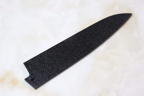 Others Accessories Black Lacquered Wooden Saya For Gyuto 240mm