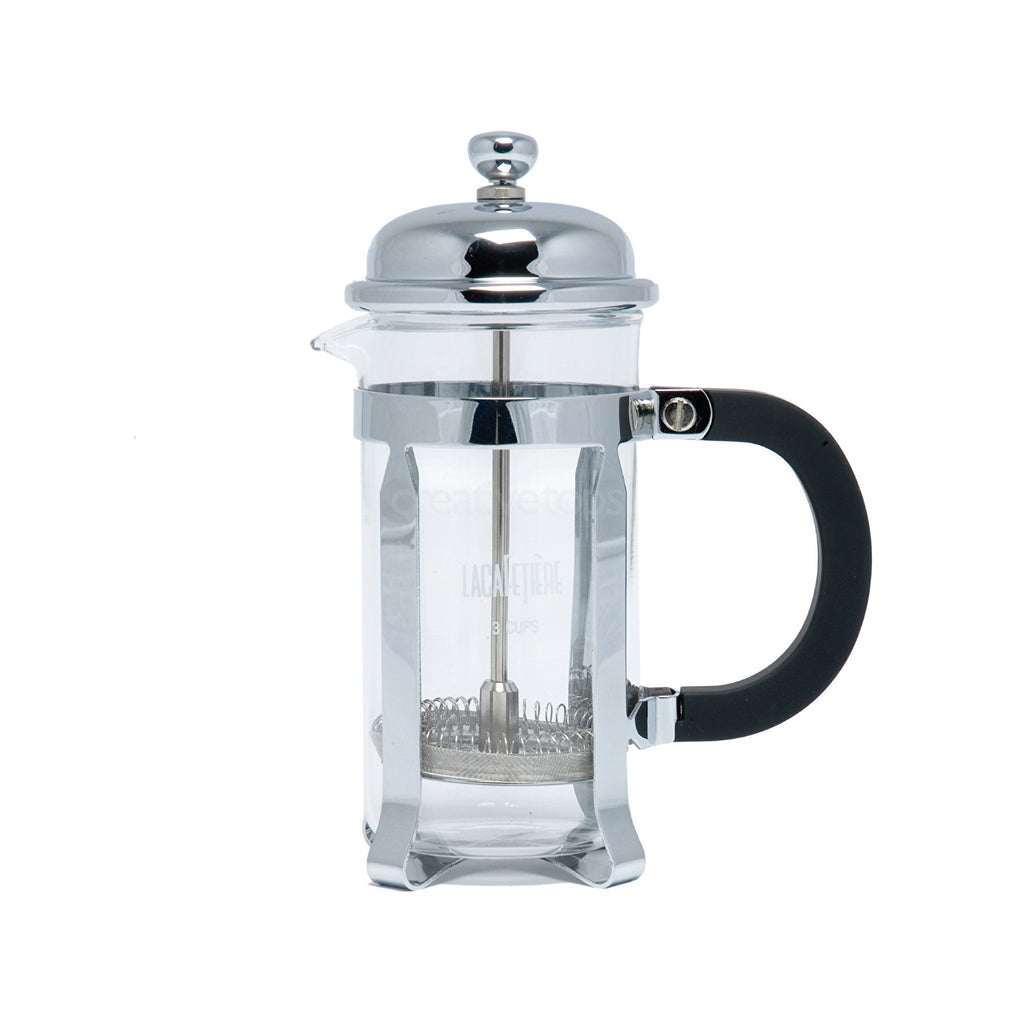 French press/ Cafetiere - Step by step brewing guide