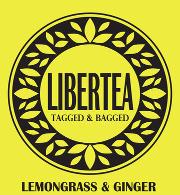 Lemongrass & Ginger x 100 Pyramid Teabags