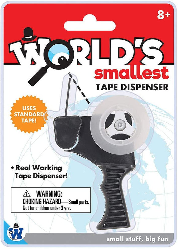 World's Smallest Tape Dispenser