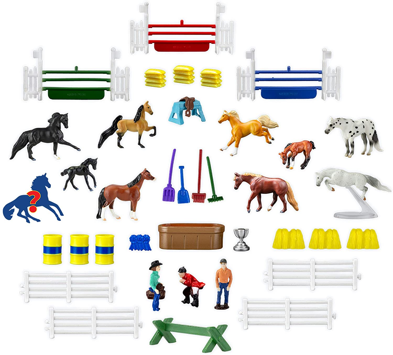 Breyer Horses 2020 Holiday Collection Holiday Advent Calendar Mode Hall Trading Company