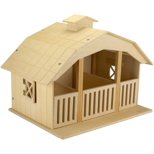 "Breyer Freedom Series (Classics) West Wind Horse Stable | 18.5"" x 12"" x 13"" 