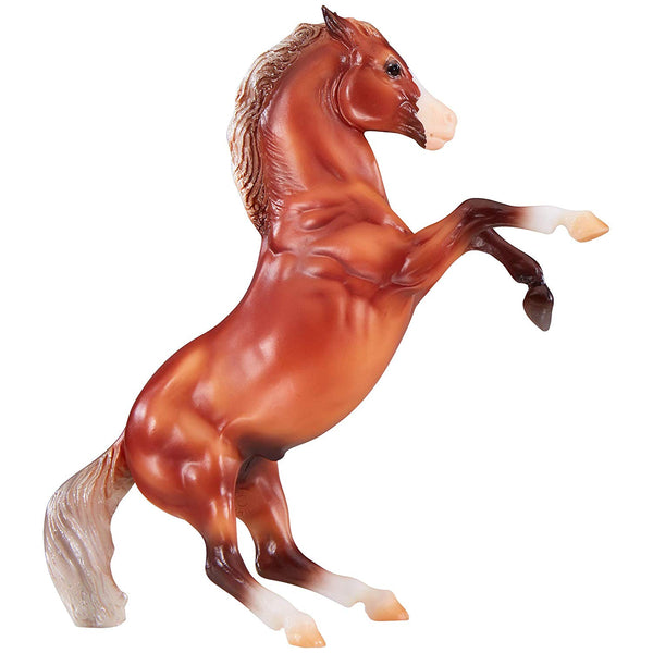"Breyer Freedom Series (Classics) Silver Bay Mustang | Model Horse Toy | 1:12 Scale (Classics) | 6"" L x 9"" H 