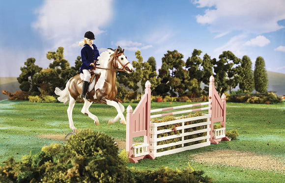 Breyer Traditional Brush Box Jump Horse Toy Accessory 1:9 Scale Model #2043