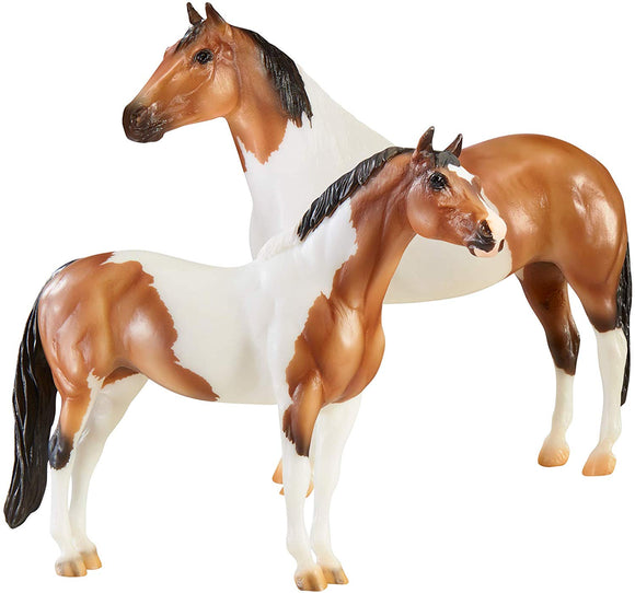 Breyer Traditional Series The Gangsters Tony Da Pony & Bugsy Maloney Model #1822