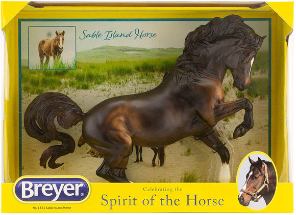 Breyer Traditional Series Sable Island Horse Toy Model 1:9 Scale Model #1823