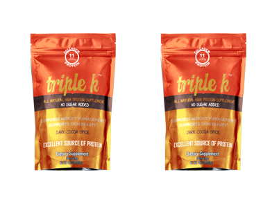 Triple K 30 Servings 2 Pack