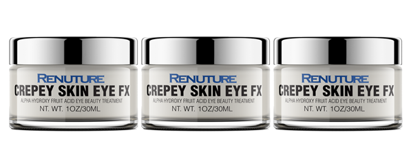 Crepey Skin Eye FX 3 Pack