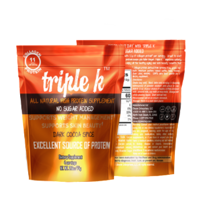 Triple K 4 Serve Pouch