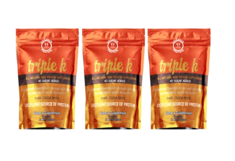 TripleK Collagen Restore 30 Serve 3 Pack
