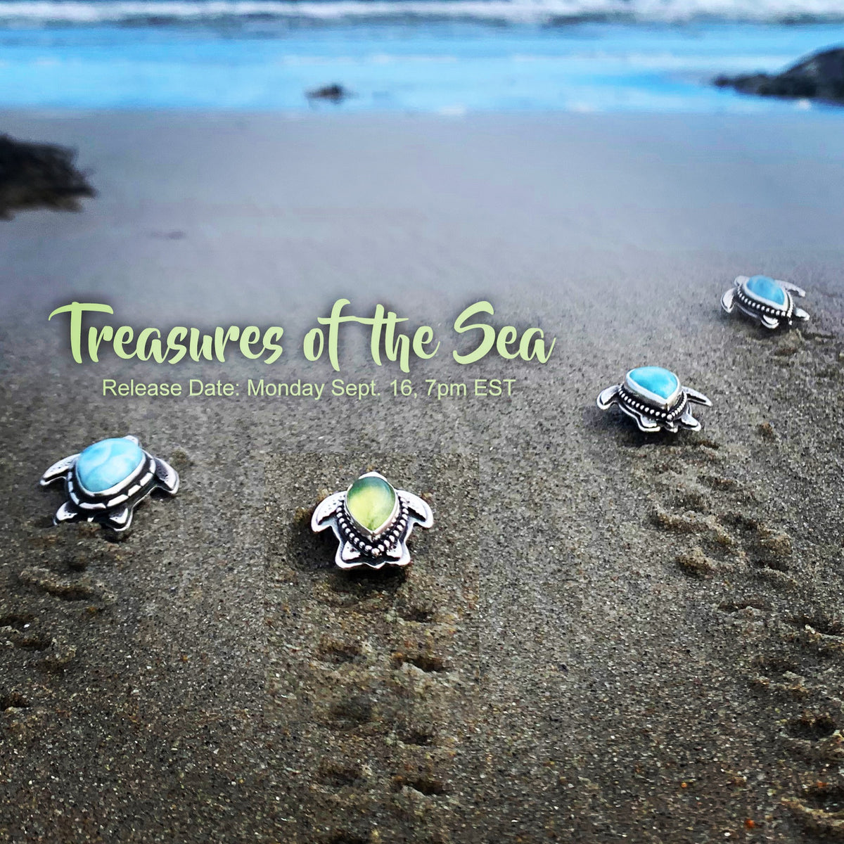 Treasures of the Sea Pre-Release Info
