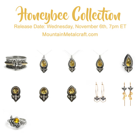 Mountain Metalcraft Honeybee Collection Preview