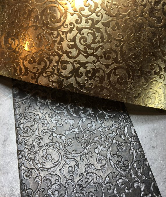 Custom Rolling Mill Pattern Plate, Texture Plate - Mountain Metalcraft