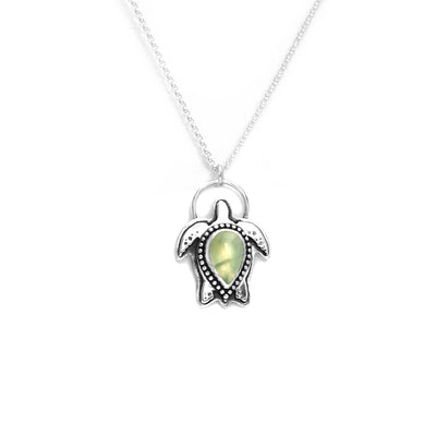 Squirt Turtle Necklace